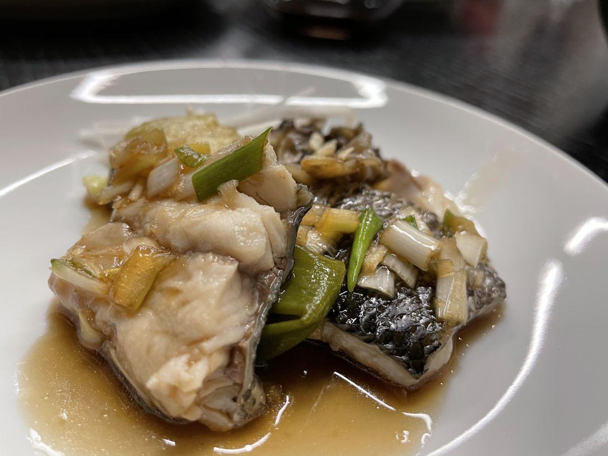 魚 料理 スズキ